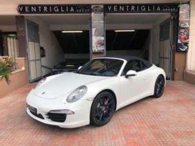 usata Porsche 911 Carrera S Cabrio