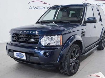 käytetty Land Rover Discovery 4 4 3.0 TDV6 211CV