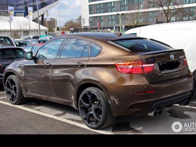usata BMW M6 x6biturbo 570 cv 2012