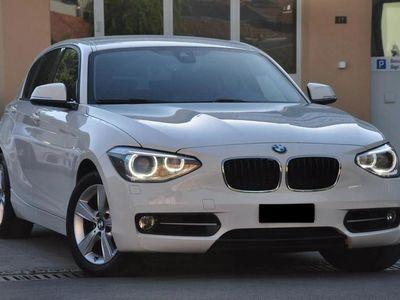 usata BMW 120 1Serie d Sport Line (120d)