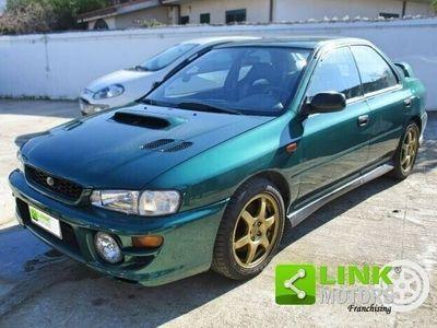 usata Subaru Impreza GT Turbo 2.0 Boxer 4WD 160kW (1999)
