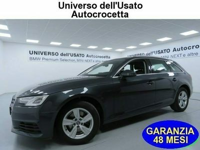 usata Audi A4 Avant 2.0 TDI 122 CV Business Auto EURO 6