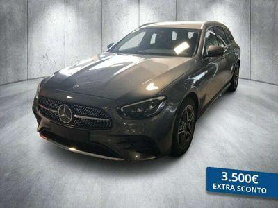 usata Mercedes 300 Classe E SW E SWde eq-power Premium auto