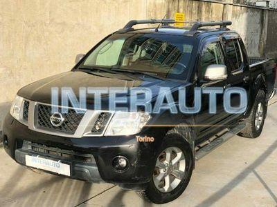 usata Nissan Navara 2.5 dCi 190CV 4 porte Double Cab LE