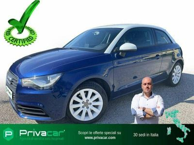 usata Audi A1 A11.4 TFSI S tronic 119g Attraction