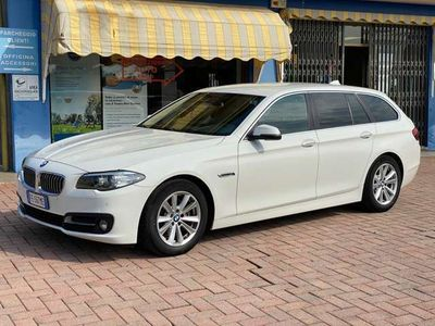 usata BMW 518 Serie 5 (F10/F11) Touring Business aut.