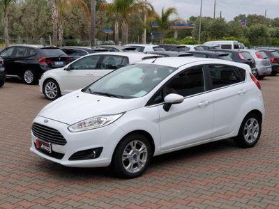 used Ford Fiesta 1.5 TDCi 5 porte Titanium *Euro 6* 2016