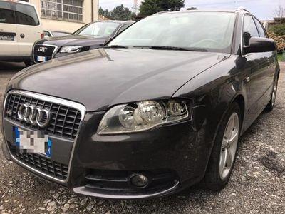 usata Audi A4 2.0/170CV 16V TDI F.AP. Avant quattro S line