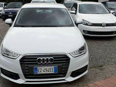 usata Audi A1 Sportback 1.6 TDI 116 CV Metal usato