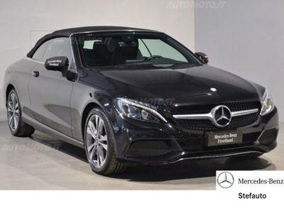brugt Mercedes 220 C4Matic Automatic Cabrio Sport