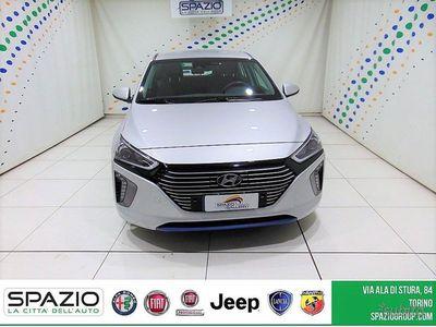 brugt Hyundai Ioniq 1.6 Hybrid DCT Comfort