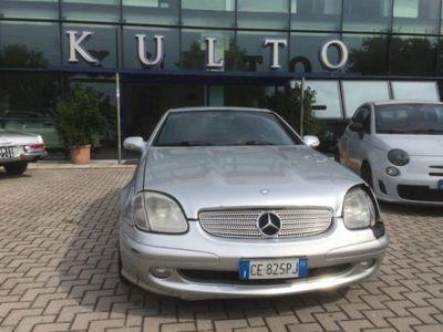 begagnad Mercedes SLK200 Kompressor cat Special Edition rif. 11745406