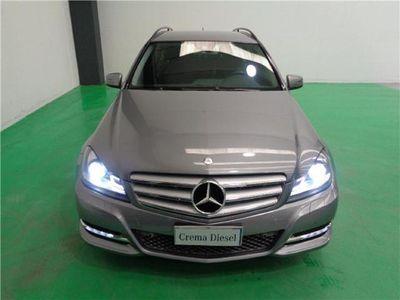 usata Mercedes C200 C 200cdi SW Executive (BlueEff)