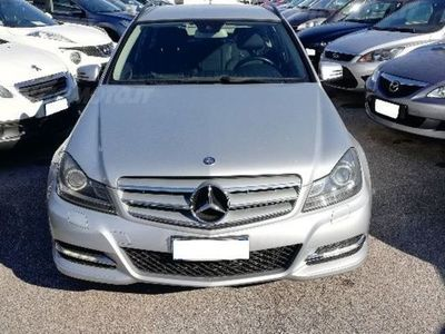 usata Mercedes 200 Classe C Station WagonCDI BlueEFFICIENCY Executive del 2011 usata a Refrontolo