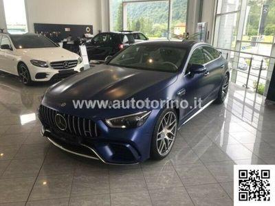 usata Mercedes S63 AMG GT AMG4MATIC