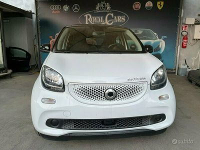 usata Smart ForFour Electric Drive forfour electric drive Prime