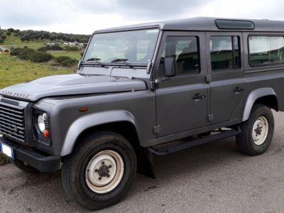 brugt Land Rover Defender 110 2.4 TD4 Station Wagon SE