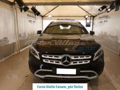 usata Mercedes 180 GLA suvPremium del 2017 usata a Torino