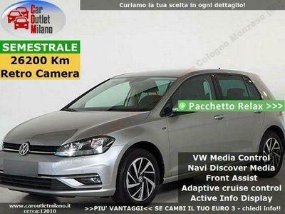usata VW Golf Join ACT DSG 2018 1.5 B 150CV 7Aut 5P Grigio