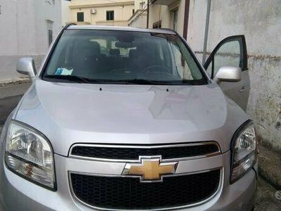 usata Chevrolet Orlando - 2011 7 posti