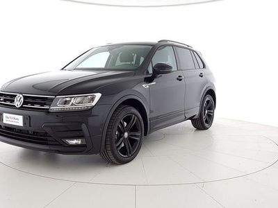 used VW Tiguan 2.0 TDI DSG 4MOTION Style BMT