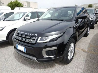 usata Land Rover Range Rover evoque 2.0 TD4 150CV BUSINESS EDITION PURE AUTOMATIC 4X4