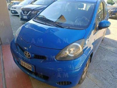 usata Toyota Aygo 1.0 5p now
