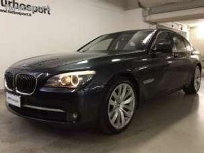 usata BMW 740 d xDrive Eccelsa *SOLO COMMERCIANTI DI AUTO*