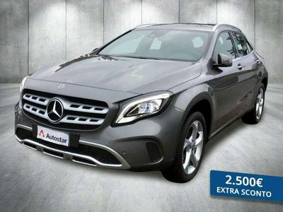 usata Mercedes GLA200 200 200 d Sport auto