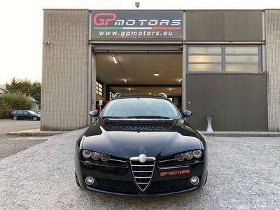 usata Alfa Romeo 159 SW 2.4 jtdm 200cv SOLO 135000KM ! PELLE ! NAVI !