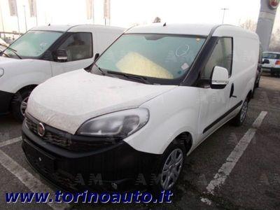 usata Fiat Doblò 1.6 MJT PC-TN Cargo 3 POSTI SX 105CV EURO 6