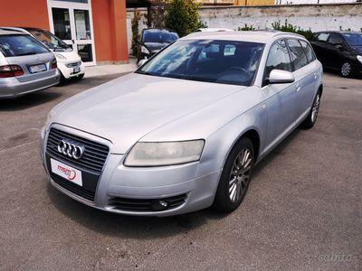 usata Audi A6 AVANT 3.0TDI 2006 Quattro (TIPTRONIC)