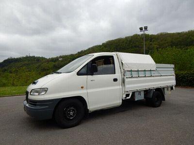 usata Hyundai H-1 2.5 TDI Pianale Cabinato