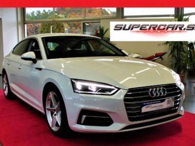 usata Audi A5 SPB 2.0 TDI 190 CV S TRONIC SPORT LED NAVI