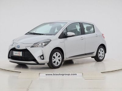 brugt Toyota Yaris 1.5 Hybrid 5 porte Active