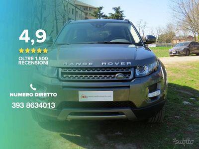 usata Land Rover Range Rover evoque 2.0 TD4 150 CV 5p.