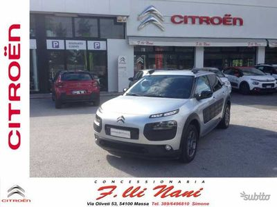 gebraucht Citroën C4 Cactus BlueHDi 100 Shine
