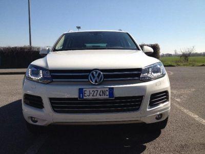 used VW Touareg Touareg 3.0 TDI 245 CV tiptronic BlueMotion Technology3.0 TDI 245 CV tiptronic BlueMotion Technology
