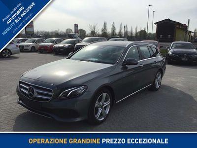 usata Mercedes E220 CLASSE E SWAuto SW BUSINESS SPORT