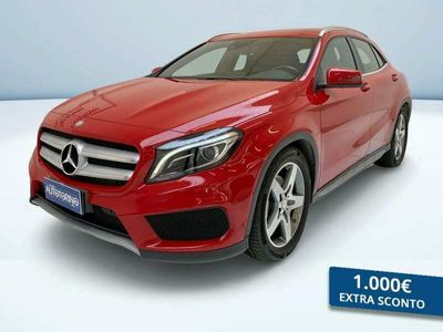 usata Mercedes GLA220 CLASSE GLAd (cdi) Premium 4matic 170cv auto