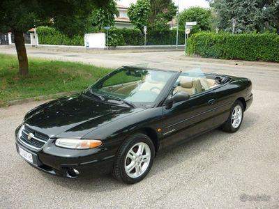 """usata Chrysler Stratus 2.0 cat Cabrio LX """" CAPOTE ELET"""