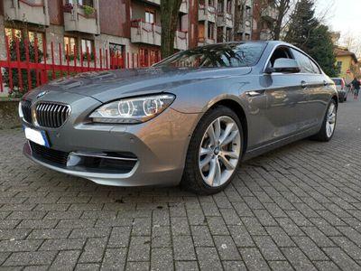 usata BMW 640 d xDrive Gran Coupé Futura