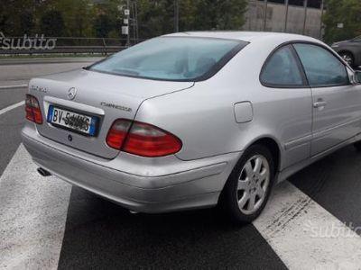 brugt Mercedes CLK200 kompresor