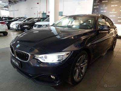 usata BMW 420 Serie 4 Gran Coupé d Sport