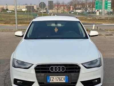 usata Audi A4 Avant 2.0 TDI ultra 163CV