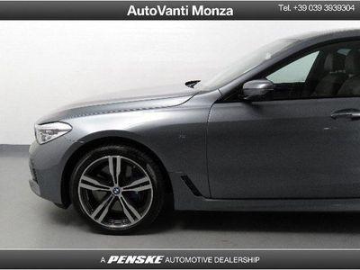 usado BMW 630 Serie 6 Gran Turismo d xDrive Msport del 2017 usata a Monza