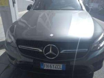 usata Mercedes GLC220 coupè AMG 4 MATIC Diesel