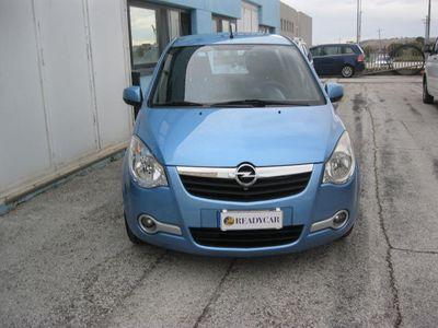 usata Opel Agila 1.0 12V 65CV GPL-TECH Enjoy