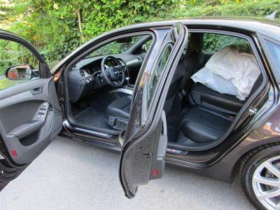 usata Audi A4 2.0 TDI 177 CV mult. Ambiente