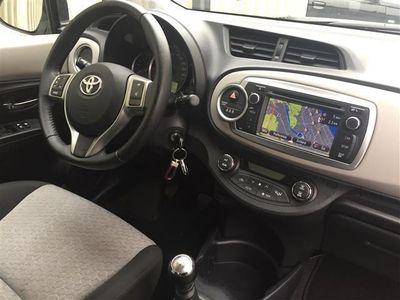 usata Toyota Yaris Yaris1.3 5 porte Lounge